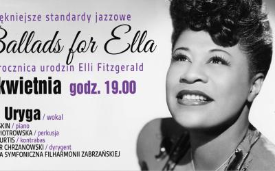 100. rocznica urodzin Elli Fitzgerald