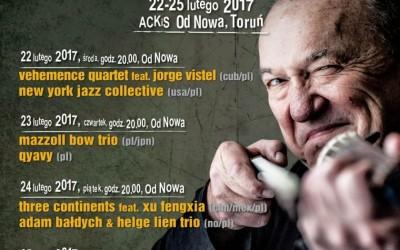 XVII Jazz Od Nowa Festival