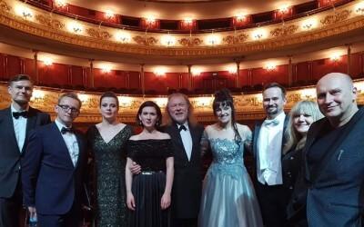 "Photo report from the concert ""Kantata – Myślę Ojczyzna"" 10 and 16 November"