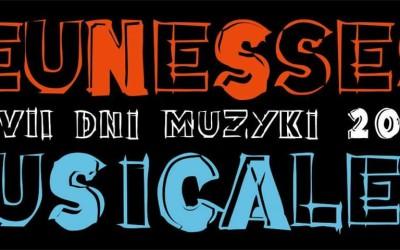 Festiwal  JEUNESSES MUSICALES  XXXVII DNI MUZYKI 2019